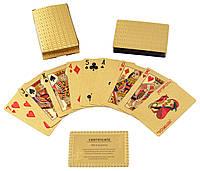 Пластикові карти Gold (54 шт) №408-7