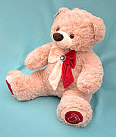 М'яка іграшка Ведмідь з бантиком не набита (80 см) №21-1