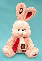 М'яка іграшка Зайчик з бантом не набита (55 см) №21-2C