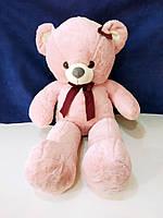 М'яка іграшка Ведмідь з бантиком (шкура) №698-1(1)