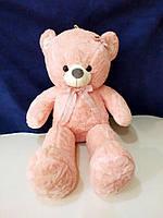 М'яка іграшка Ведмідь з бантиком (шкура) №698-1(2)