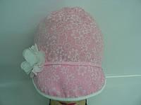 Панамка - косынка ( розовая), фото 1