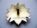 Орден Отечественной войны 2 степени Серебро 925 пробы, фото 7