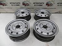 Диск колесный R16 Renault Master Movano Interstar 5x130x89 6Jx16 ET66 OE:7700314103