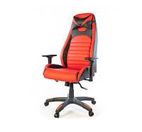 Кресло геймерское АКЛАС Хазард PL ANF Красное, фото 1