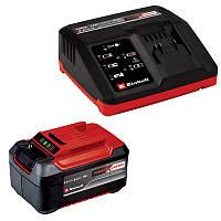 Стартовый набор Аккумулятор 5.2 Ач 18 V + Зарядное устройство Einhell Power X-Change 4512114