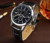 Чоловічі наручні годинники, Годинник yazole, Подарунок чоловікові, Чоловічі класичні годинник, Чоловічі класичні годинник, фото 3