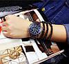 Чоловічі наручні годинники, Годинник yazole, Подарунок чоловікові, Чоловічі класичні годинник, Чоловічі класичні годинник, фото 10