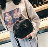 Сумка кроссбоди, Маленькие сумочки женские, Сумочка для девушек, Маленькая сумочка на длинном ремешке, фото 6