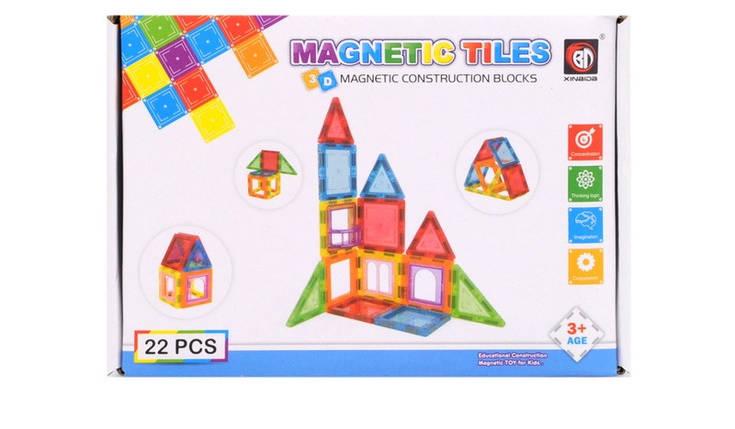 Конструктор магнитный 22 дет., фото 2