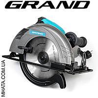 Пила дисковая (циркулярная) Grand ПД-235-2500