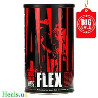 Universal Nutrition, Animal Flex, комплексная добавка для поддержания здоровья суставов, 44 пакетика