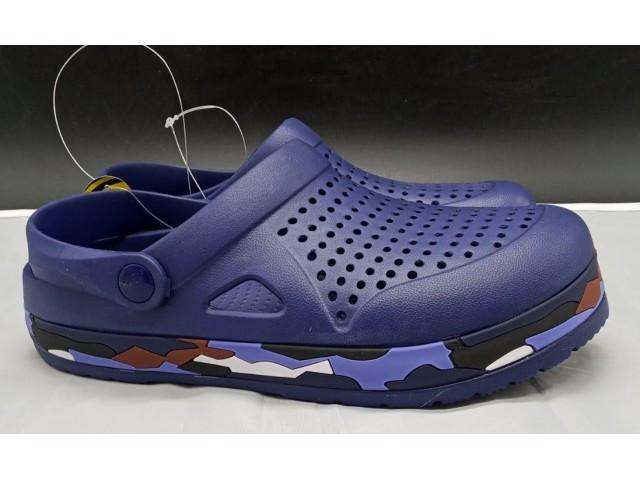 Кроксы * DAGO 521 синий