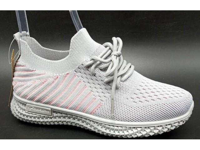 Кросівки підліткові * Jomix 35-5 сірий