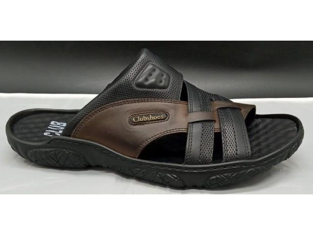 Шлепки * Clubshoes C20 коричневый *97837