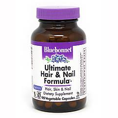 Окончательная формула для волос и ногтей Bluebonnet Nutrition 90 гелевых капсул, КОД: 1845317