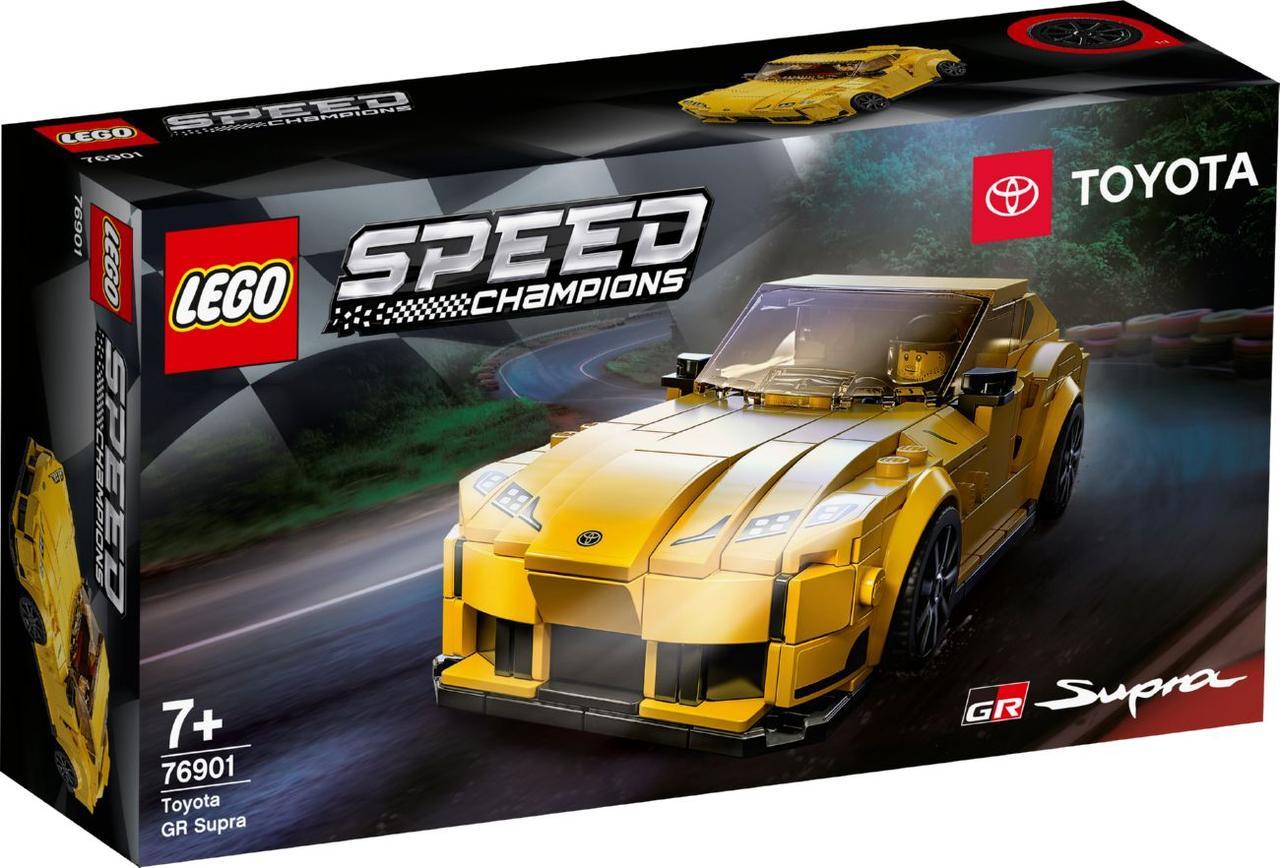 Детский Конструктор Lego Speed Champions Toyota GR Supra 76901