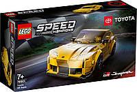 Детский Конструктор Lego Speed Champions Toyota GR Supra 76901, фото 1