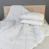 """Комплект ТЕП Природа """"Cotton"""" ковдра+ 2 подушки 50х70 см, фото 3"""