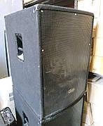 Б/У Acoustic SY-118 1000Вт. Колонки 1000Вт. Динамики 1000Вт. Акустика 1000Вт