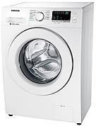 На запчастини Пральна машина Samsung WW60J30G0LW/UA фронтальна, 6 кг, 1000 об/хв, 60х45х85см, білий