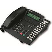 Б/У Цифровой системный телефон Samsung DCS (LCD 12B). Стационарный офисный телефон Samsung DCS (LCD 12B)
