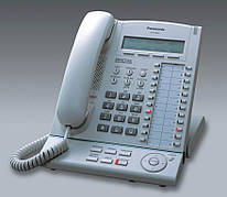 Б/У Цифровой системный телефон Panasonic KX-T7630 UA. Телефон для АТС Panasonic серии TDA/TDE/NCP