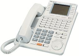 Б/У Цифровой системный телефон Panasonic KX-T7436 RU. Телефон для АТС Panasonic KX-TD816/1232/500