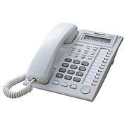 Б/У Цифровой системный телефон Panasonic KX-T7730 UA. Аналоговый телефон для работы с цифровыми АТС Panasonic