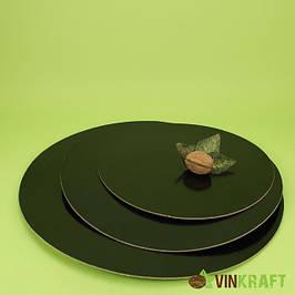 Усиленные подложки для торта, черные