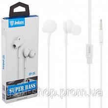 Навушники Inkax EP-05 (Білий)