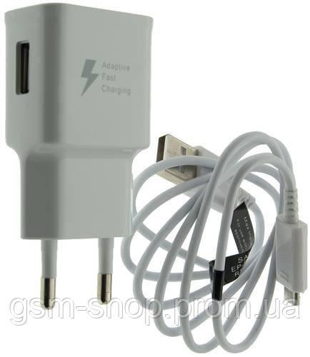 СЗУ WUW T19 1USB QC2.0 15W+Usb cable (білий)