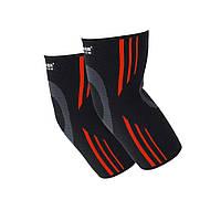 Налокотники спортивные Power System Elbow Support Evo PS-6020 Black/Orange L