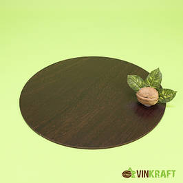 Усиленные подложки для торта, коричневые