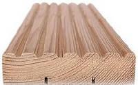 Террасная  доска лиственница 27х120/142, сорт В, фото 1