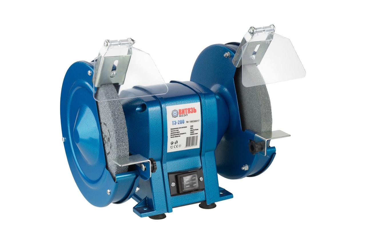 Точильний верстат електричний Витязь ТЭ-200-1200
