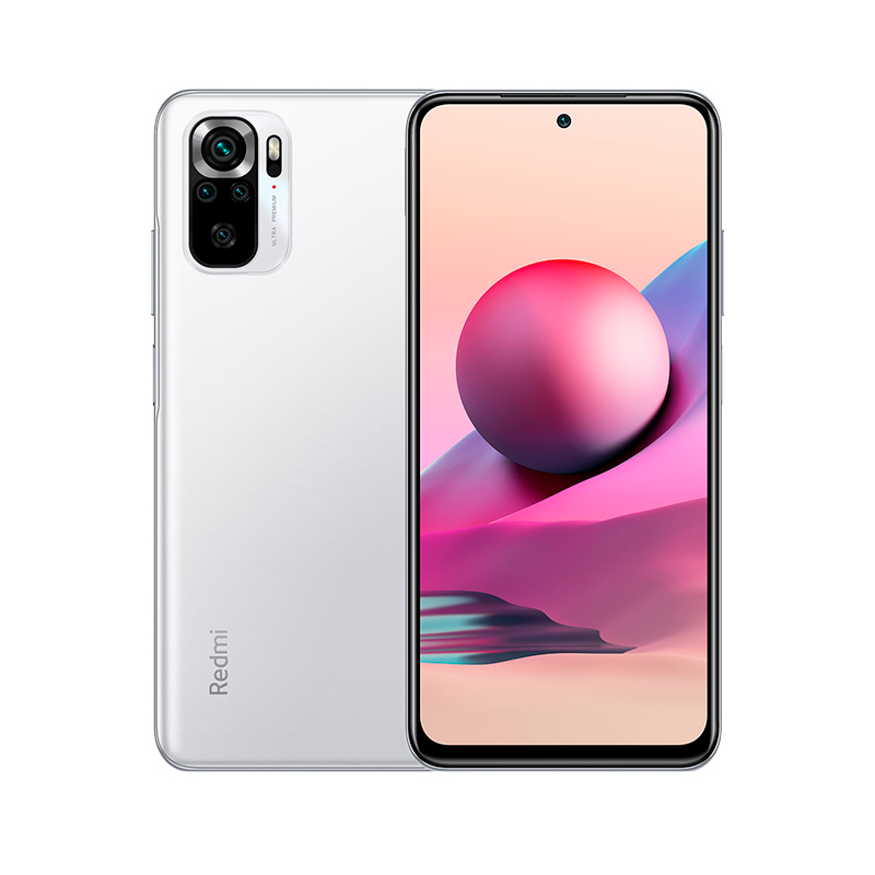 Xiaomi Redmi NOTE 10S 6/64Gb NFC white Global Version