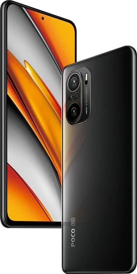 Xiaomi POCO F3 6/128Gb black Global version