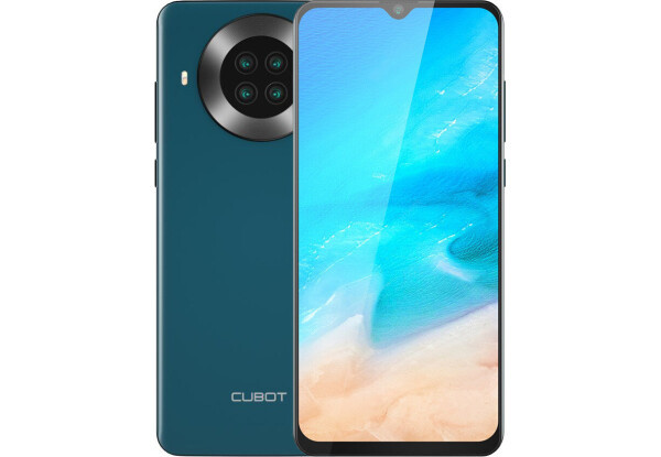 Cubot Note 20 Pro 8/128Gb green