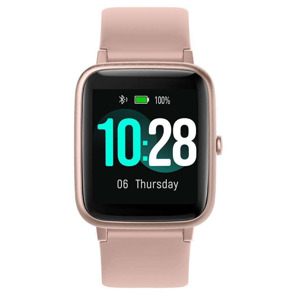 Смарт годинник Ulefone Watch pink