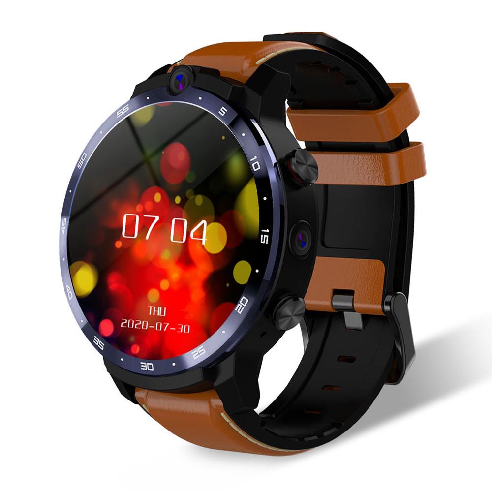Смарт часы Lemfo LEM12 Pro brown