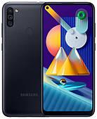 Samsung Galaxy M11 SM-M115 Dual Sim Black (SM-M115FZKNSEK)_UA_
