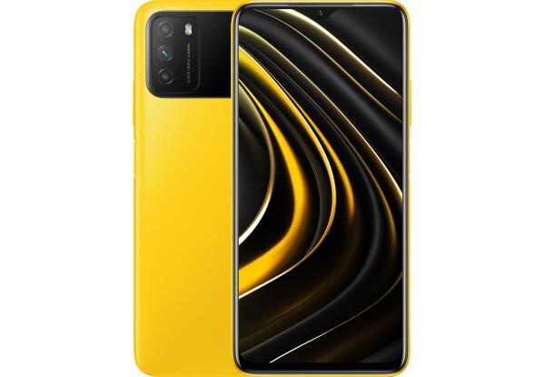 Xiaomi POCO M3 4/128Gb yellow Global Version