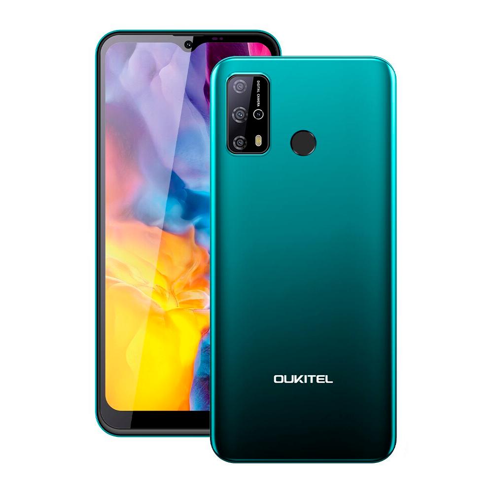 OUKITEL C23 Pro green