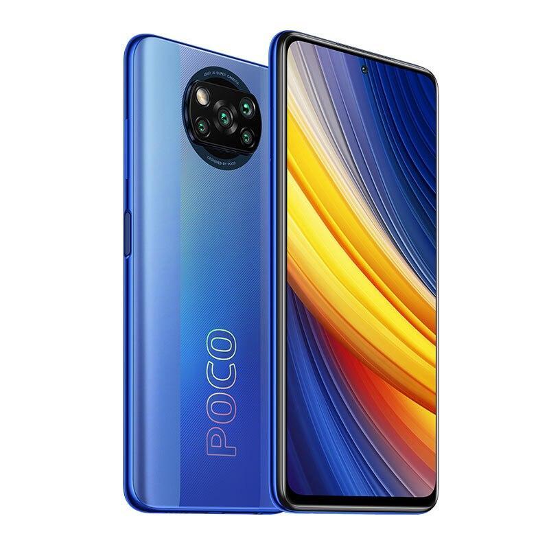 Xiaomi POCO X3 Pro 6/128Gb blue Global Version