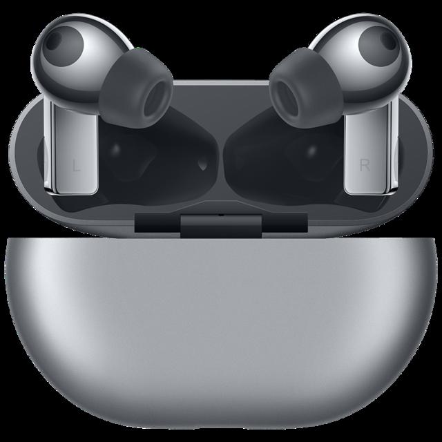 Навушники Huawei FreeBuds Pro silver