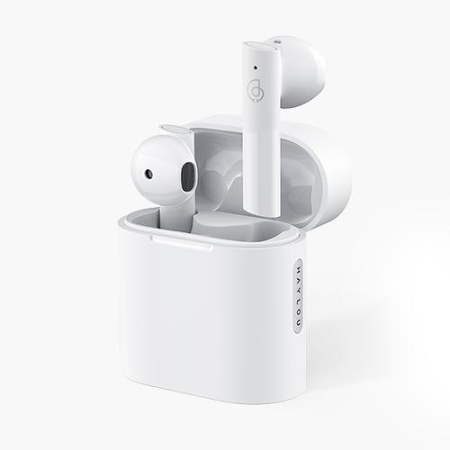 Навушники Xiaomi Haylou MoriPods white