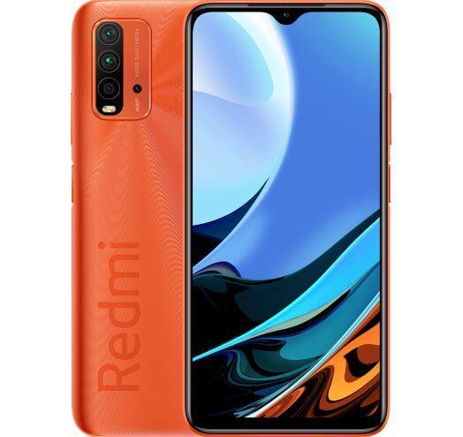 Xiaomi Redmi 9T 4/128Gb orange Global Version