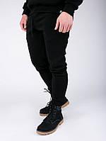 Спортивные штаны утепленные PUNCH - Jog, Black