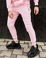 Cпортивные штаны Пушка Огонь Jog розовые